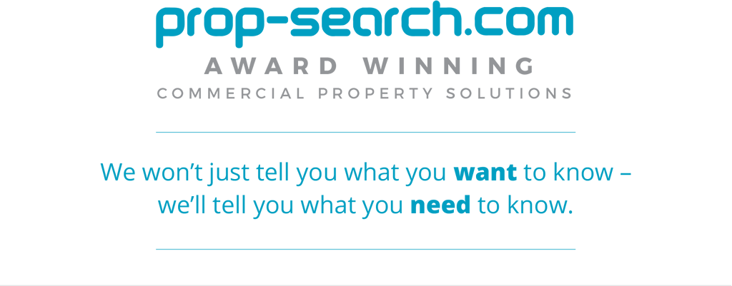Prop-search.com - award winning commercial property solutions